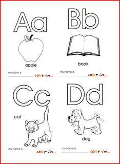 Este blog presentará fichas de inglés recopiladas de la web para trabajar con niños de educación inicial. English Fun, Comics, Books, Fictional Characters, Learning English, Initials, Libros, Book, Comic Books