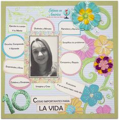 Latinas en America: Reto # 66 Mi TOP 10 - Challenge # 66 My TOP 10 Latina, Challenges, Scrapbook, America, Frame, Top, Get Well Soon, Picture Frame, Frames