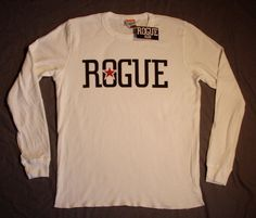 Palmer Cash Rogue Ales Tee Shirt Craft Brewing Brew Thermal Wear Long Johns T #RogueAles