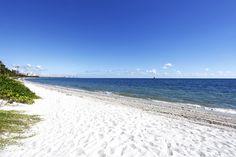 Casa Del Mar Beach on Key Biscayne, FL