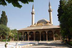 Sulaymaniyah Complex, Damascus, completed 1555, Syria