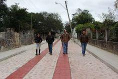 20 de diciembre 2016 Arroyo Seco, Qro. La Presidente Municipal de Arroyo Seco, Dionicia Loredo Suárez, supervisó y puso en...