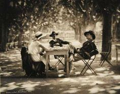 © EDWARD CHAMBER HARDMAN, Memoirs of Avignon, 1926