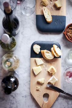 Field Trip :: A Cheese Tasting Party
