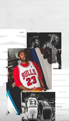 Kobe and mj wallpaper