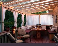 Decks Outdoor Patio Furniture Design Ideas - modern - outdoor