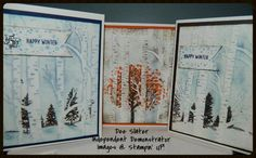 Woodland Texture Embossing Folder - Images in the Background ...