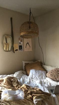 My Little Getaway (ft. Bamboo Lamp, Scandinavian, Inspire, Bed, Interior, Inspiration, Furniture, Home Decor, Biblical Inspiration