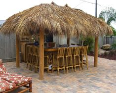 Pool Tiki Bar Ideas tiki bars are perfect outdoor bar ideas for parties and get togethers providing a warm Commercial Outdoor Bar Designs Custom Tiki Bar Hut With Built In Tiki Gods960 X 768 1613 Kb