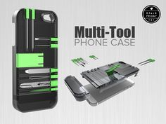 Transform Your iPhone 5 Into a Sleek Utility Toolbox - The Low-Profile IN1 Case – 9 Tools That You'll Want at Your Fingertips