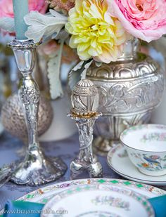 Table Styling - Tea Event 01b | Exquisite EventsExquisite Events