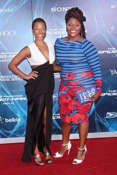 Samira Wiley and Danielle Brooks