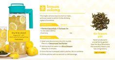 Iced Lemon Oolong• DavidsTea
