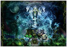 Modern Esoteric Art And Symbolism - Hakan Hisim - Axis Mundi