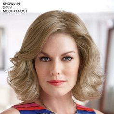 Cadence Lace Front Wig by Paula Young® - Wigs - paulayoung - Categories - Paula Young