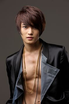 Kim Jae Joong's First Solo Album Will Showcase a New Style - DramaFever Blog