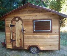 We plan on making a tiny home to live in while we travel USA after retirement.