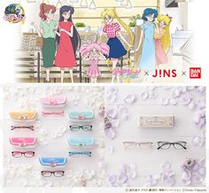 See Crystal Clear With This New Sailor Moon Eyewear