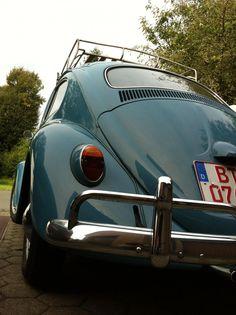 62 Ragtop Deluxe Beetle