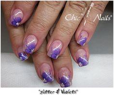 Gel Nail Art | strange nails* | nailart | Il Cannocchiale blog