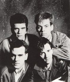 The Smiths (1986).