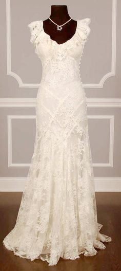 Wedding stuff on pinterest one shoulder mermaid wedding for Wedding dress large bust small waist