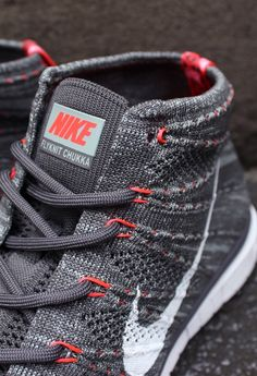 #Nike #Free #Flyknit Chukka