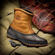 Hard-Working Sorel Cheyanne Pull-On — Built For Men Who Aren't Afraid to Get Their Boots Dirty!