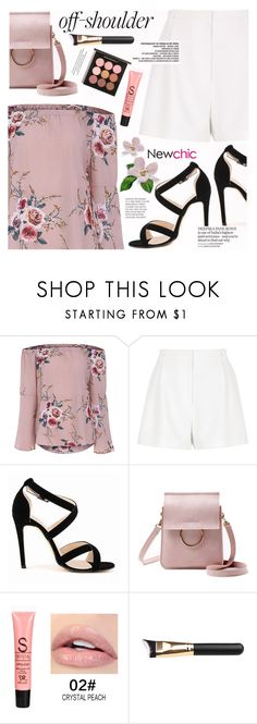 """""""Newchic Anniversary Sale!⤵"""" by yexyka ❤ liked on Polyvore featuring River Island"""