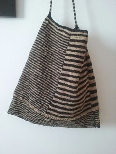 Amparo de la Sota. Linen, cotton. knitting. More