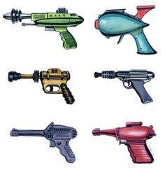 Ray Gun Gallery