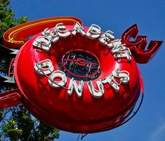 Decadent Donuts, Vancouver, 2006.