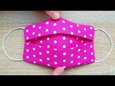 Face Mask Sewing Tutorial / How to make Face Mask with Filter Pocket / DIY Cloth Face Mask - Free Online Videos Best Movies TV shows - Faceclips Sewing Hacks, Sewing Tutorials, Sewing Crafts, Sewing Projects, Sewing Patterns, Sewing Diy, Henna Patterns, Hand Sewing, Easy Face Masks