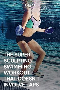Build power and endurance with this laps-free swimming routine. #workout #beachworkouts #outdoorfitness #poolfitness Beach Workouts, Cardio Workouts, Outdoor Workouts, You Fitness, Fitness Motivation, Intense Cardio Workout, Sweat It Out, Upper Body, Body Weight