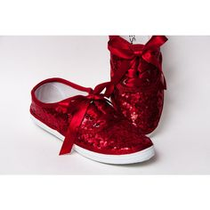 Tiny Sequins Cvo Starlight Red Canvas Sneaker Sparkly Tennis Shoes... ($50) ❤ liked on Polyvore featuring shoes, sneakers, grey, sneakers & athletic shoes, tie sneakers, women's shoes, tennis trainer, red sparkle shoes, red shoes and red canvas sneakers