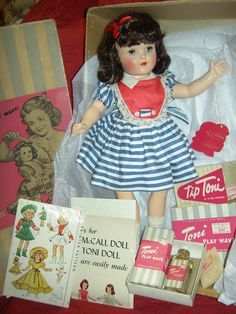 """Image result for Ideal 14"""" Betsy McCall doll"""