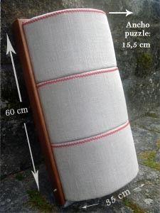 Nueva almohada de bolillos puzzle