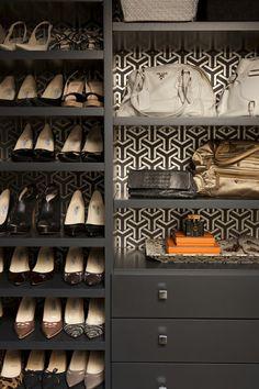 blog de decoração - Arquitrecos: Papel de parede nos móveis