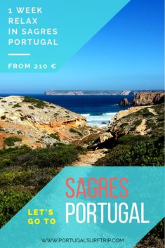 Enjoy a relax week in Portugal & stay in carefully selected accommodation with top surf spots ! What is included: 7 nights accommodation with breakfast Surf House, Beach House, Relax, Surf Trip, Atlantic Ocean, Bed Linens, Wi Fi, Towels, Places To Go