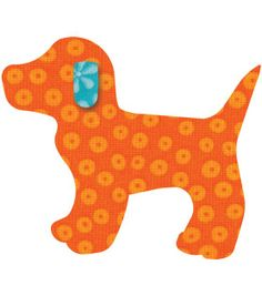 AccuQuilt GO! Baby Fabric Die-Gingham Dog, , hi-res