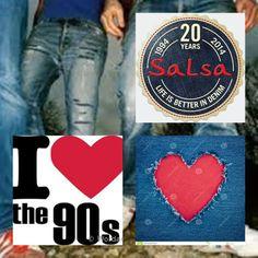 #Salsafever90's