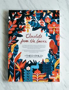 Chocolate from the source...