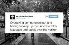 true british problems