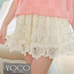 Buy 'Tokyo Fashion – A-Line Lace Miniskirt' with Free International Shipping at YesStyle.com. Browse and shop for thousands of Asian fashion items from Taiwan and more!