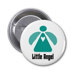 Little Angel Button #angel  #button