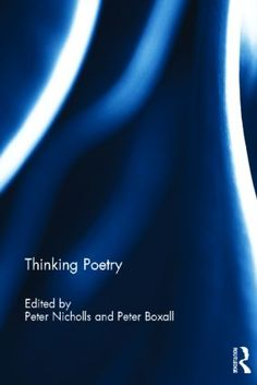 Thinking Poetry (Hardback) book cover