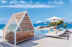 Luxury Hotels in Ibiza. A place to party 24 hours, Ibiza is not only a Paradise for party hunters but also for those looking for a chic retreat to unwind and recharge. Hotel Ibiza, Best Hotels In Ibiza, Luxury Hotels, Ibiza Spain Hotels, Ibiza Trip, Ibiza Restaurant, Patricia Urquiola, Design Hotel, Kuala Lumpur