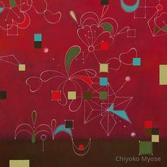 Sojourning #21 by Chiyoko Myose