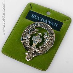 Buchanan Clan Crest