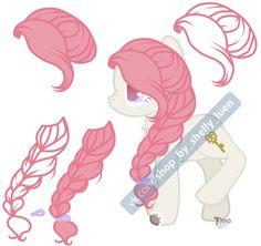 Mlp Hairstyles, Pony Creator, Planet Drawing, Cat Anatomy, Mlp Base, Zodiac Funny, My Little Pony Drawing, My Little Pony Pictures, Mlp Pony